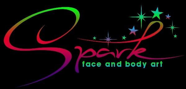spark face and body art